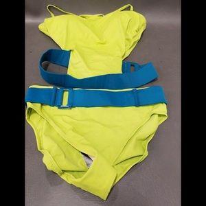 b098a9d5ae NWT Newport News Tankini Swim Suit